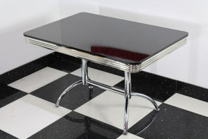 Rectangular Retro Diner Table
