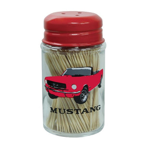 Ford Mustang Toothpick Holder