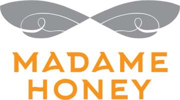 Pure unadulterated raw Australian honey harvested, with the bees welfare as the main priority