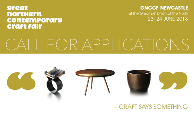 Great Northern Contemporary Craft Fair: Summer 2018