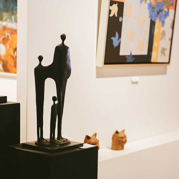 View all Sculpture at The Biscuit Factory.