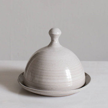 Handmade original ceramic homewares by designer/maker Christopher Viviani (Clod & Pebble) at The Biscuit Factory.