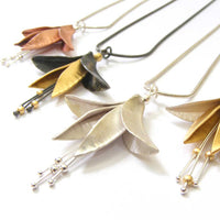 Original handmade jewellery by Nettie Birch at The Biscuit Factory.