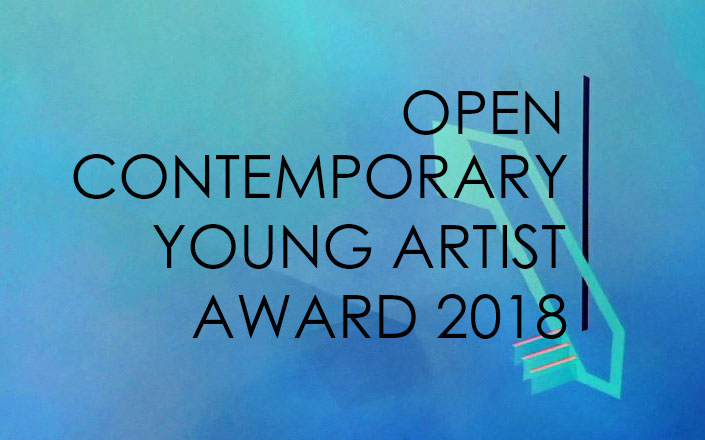 Open call for the Open Contemporary Young Artist Award 2018
