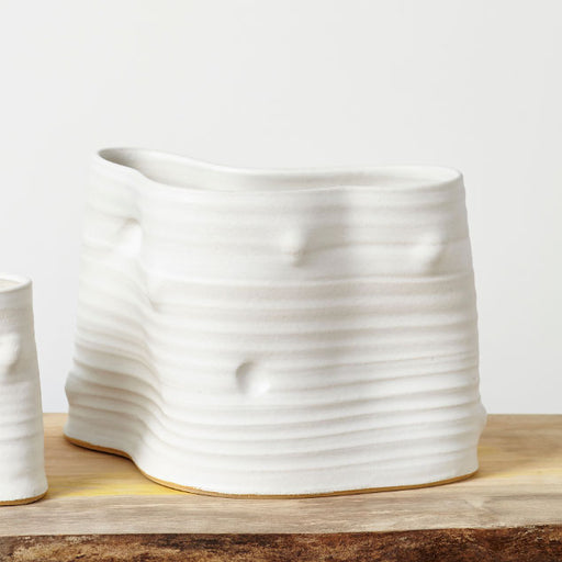 Original handmade ceramics by Tone von Krogh at The Biscuit Factory