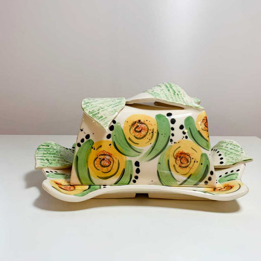 Buy 'VF4 Pot' handmade ceramic homeware by Varie Freyne at The Biscuit Factory, Newcastle upon Tyne.