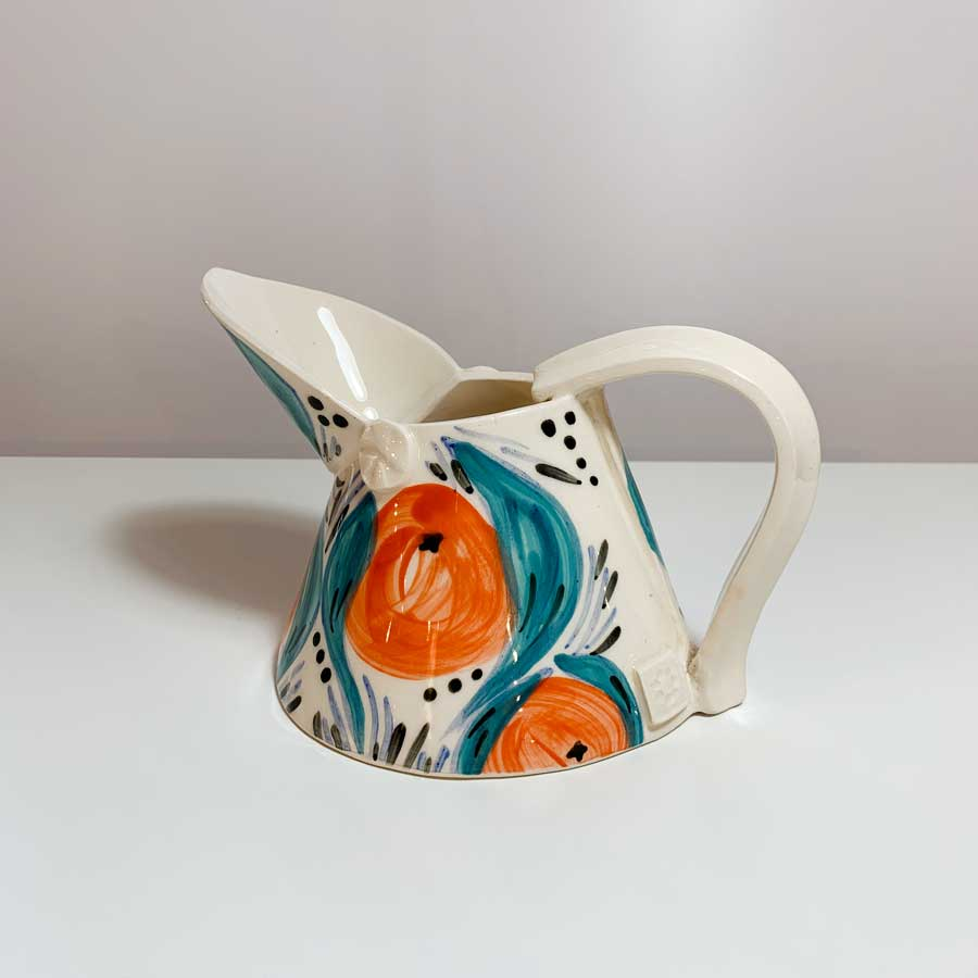 Buy 'VF6 Pot' handmade ceramic homeware by Varie Freyne at The Biscuit Factory, Newcastle upon Tyne.