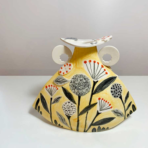 Buy 'VF15 Pot' handmade ceramic homeware by Varie Freyne at The Biscuit Factory, Newcastle upon Tyne.