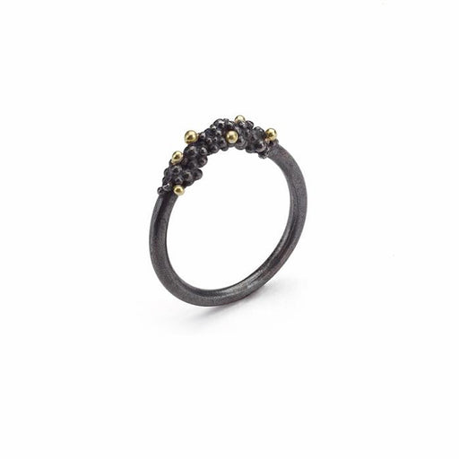 Buy 'Granule Ring', handmade jewellery by Hannah Bedford at The Biscuit Factory.