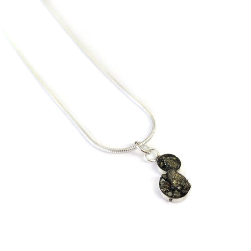 Buy 'Small Drop Pendant' original handmade jewellery by Abby Filer at The Biscuit Factory