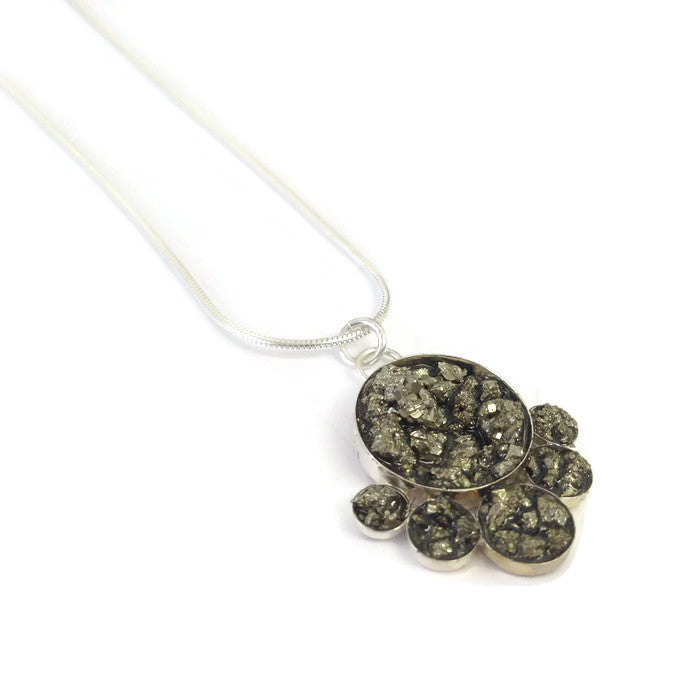 Buy 'Multi Pendant' original handmade jewellery by Abby Filer at The Biscuit Factory