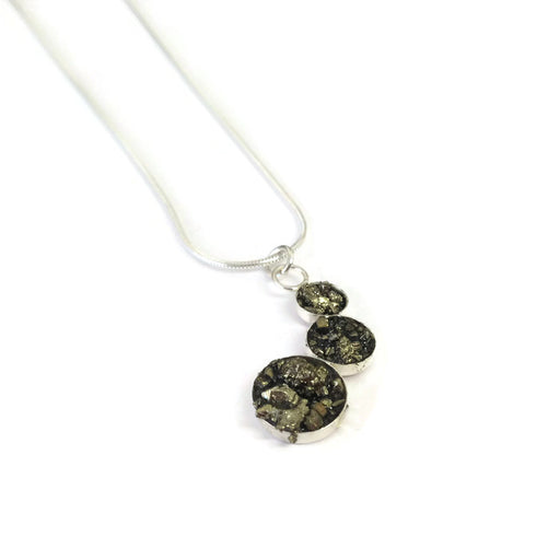 Buy 'Dew Drop Pendant' original handmade jewellery by Abby Filer at The Biscuit Factory