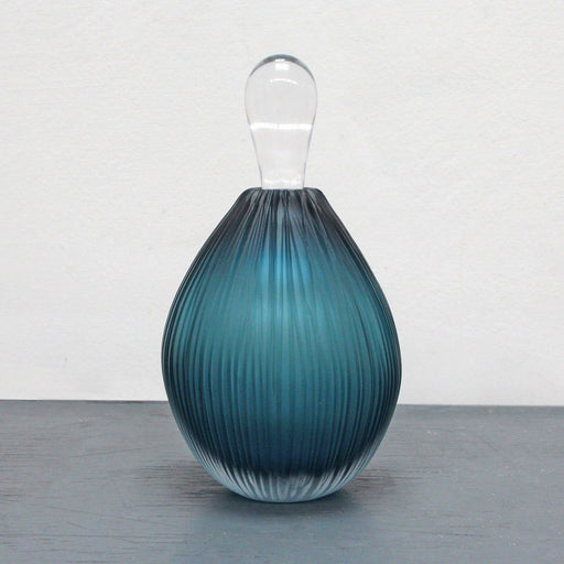 Buy 'Cesatii Scent Bottle' handmade glassware by Catriona MacKenzie at The Biscuit Factory