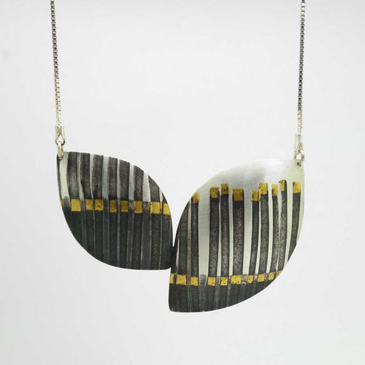 Buy '2 Piece Pendant' handmade jewellery by Jessica Briggs at The Biscuit Factory.