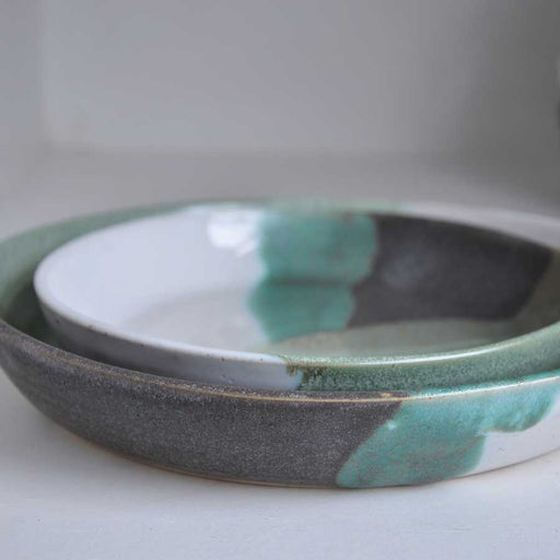 Buy 'Small Plate' handmade ceramic homeware by 4 Wheel at The Biscuit Factory, Newcastle upon Tyne.