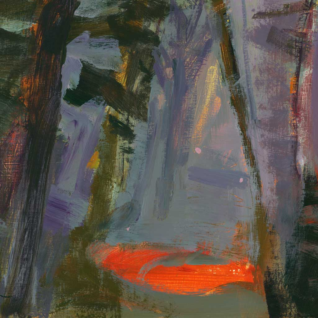 Buy 'Deep Within the Wood', original painting by Carol Saunderson at The Biscuit Factory