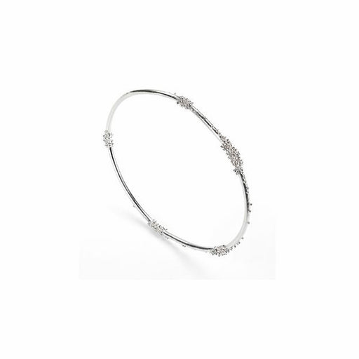 Buy 'Granule Bangle', handmade jewellery by Hannah Bedford at The Biscuit Factory.