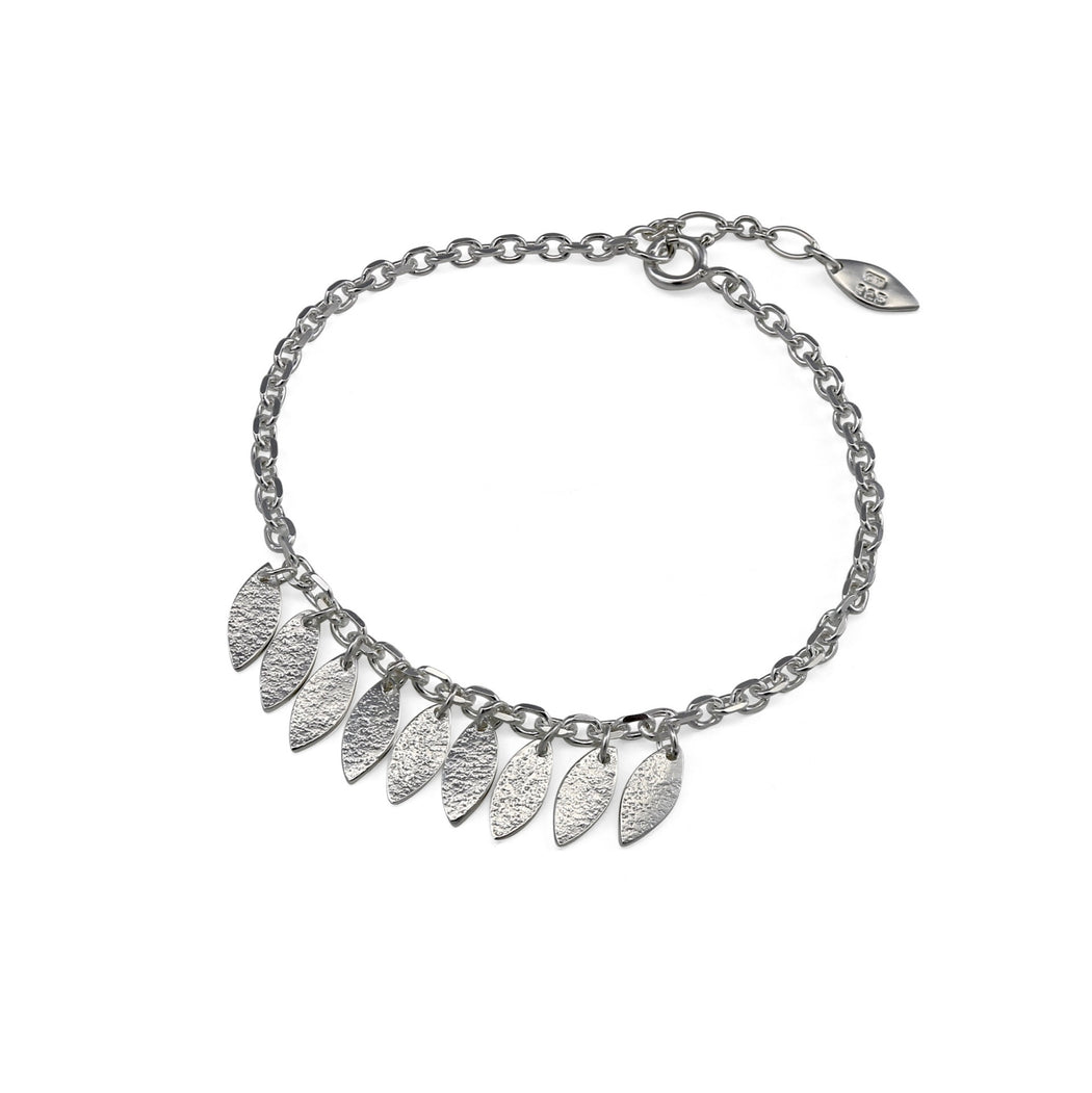Buy 'Icarus Drops Bracelet' by jewellery designer Cara Tonkin at The Biscuit Factory, Newcastle Upon Tyne.