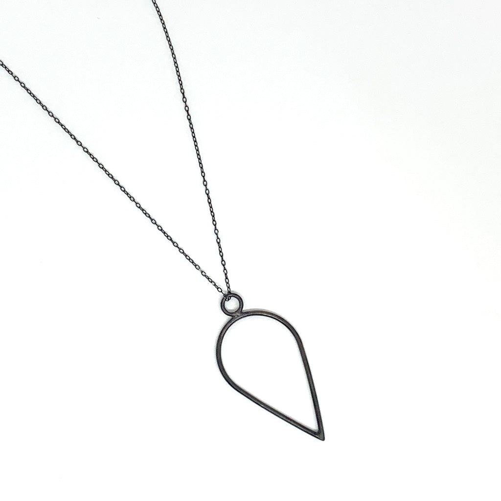 Buy 'Teardrop Pendant' handmade jewellery by Claire Lowe at The Biscuit Factory.