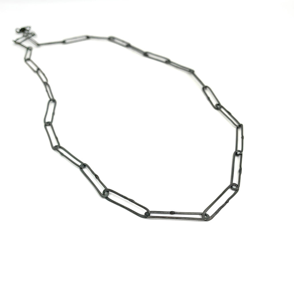 Buy 'Handmade Chain', original jewellery by Claire Lowe at The Biscuit Factory