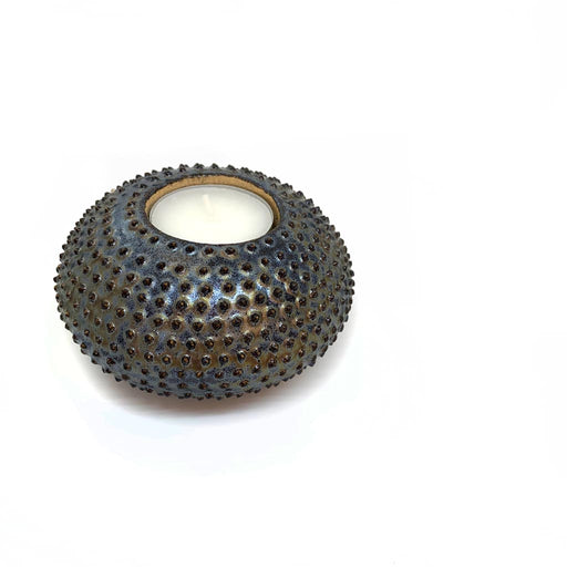 Buy 'Maxi Candle', handmade ceramic by Fire Dig Pottery at The Biscuit Factory.