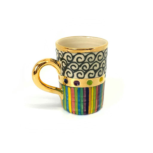 Buy 'Coffee Cup' an original, handmade ceramic by Julia Roxburgh at The Biscuit Factory