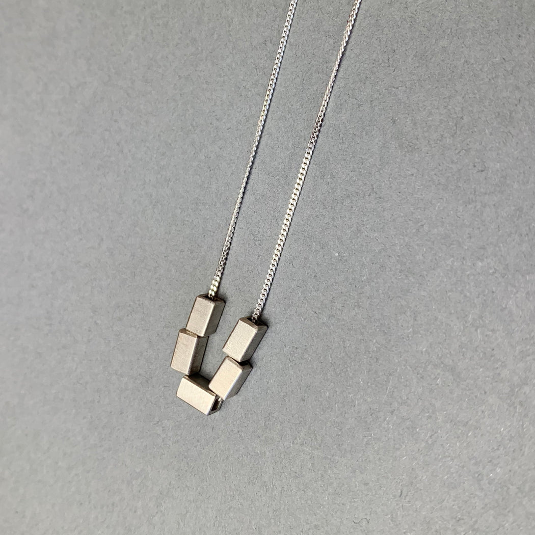 5 Tube Necklace