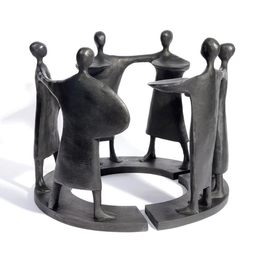 Buy 'La Grande Fete', handmade sculpture by Jennifer Watt at The Biscuit Factory