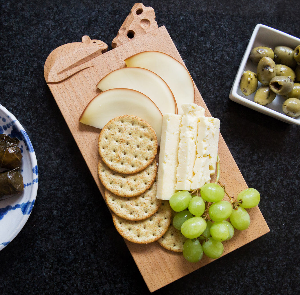 Cheeseboard Mouse