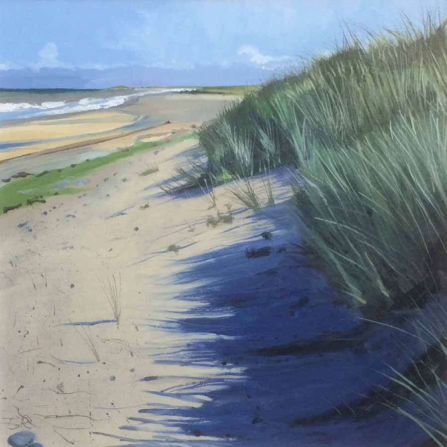 Buy 'Summer Breeze', an original painting by Graham Rider at The Biscuit Factory.