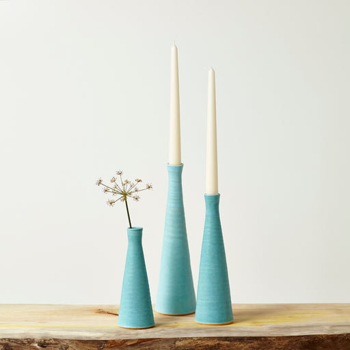 Buy 'Candlesticks' handmade ceramic homeware by Tone Von Krogh at The Biscuit Factory