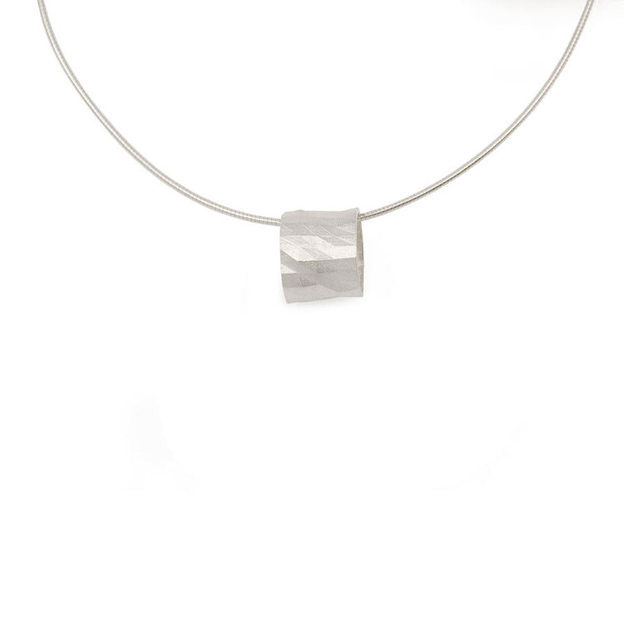 Buy 'Crescent Necklace' handmade jewellery by Kathryn Hinton at The Biscuit Factory.