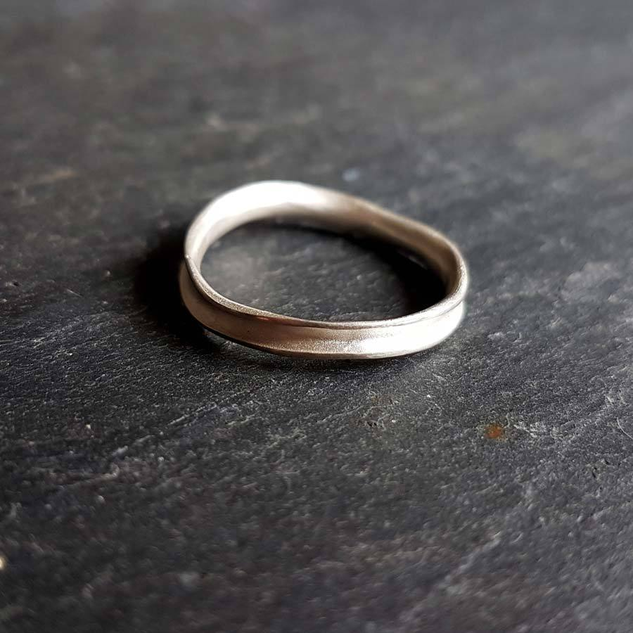 Buy 'Mara Ring', handmade jewellery by Tina MacLeod at The Biscuit Factory, Newcastle upon Tyne.