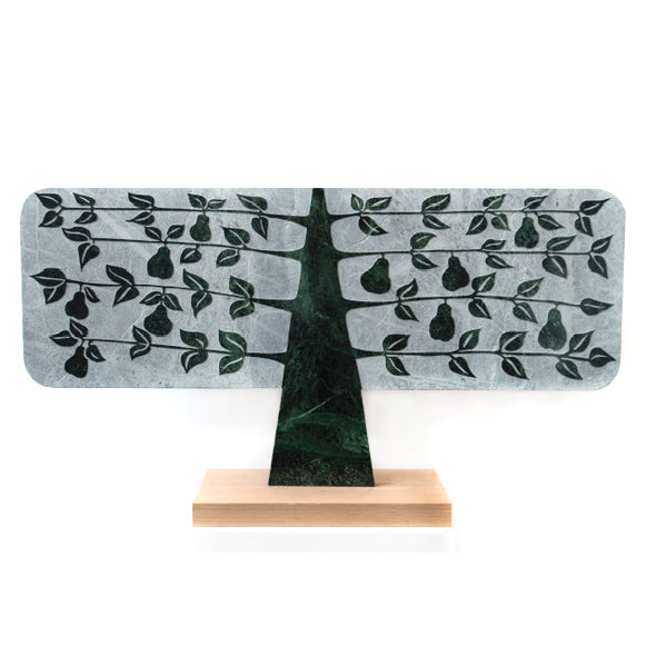 Buy 'Espalier Tree', a handmade marble sculpture by Michael Disley at The Biscuit Factory
