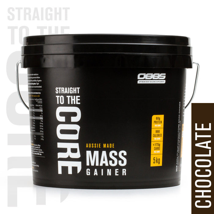 Mass Gainer Chocolate - 5kg