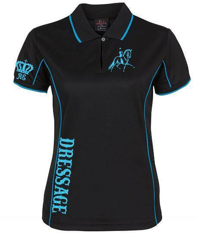 Dressage-Design-Polo-Shirt