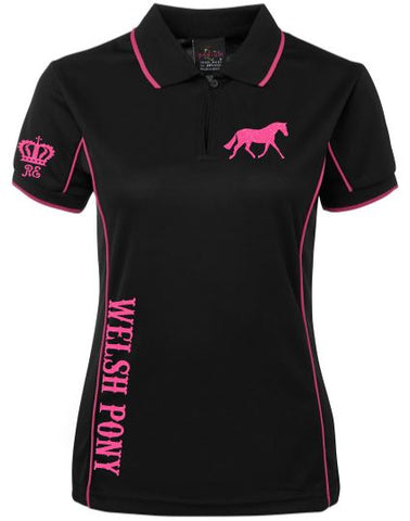 Welsh-Pony-Design-Polo-Shirt