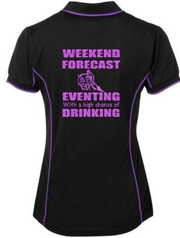 Weekend-Forecast-Eventing-Drinking-Design-Polo-Shirt