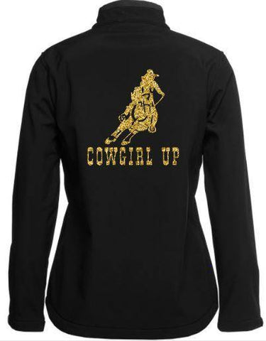 Cowgirl-Up-Design-Soft-Shell-Jacket