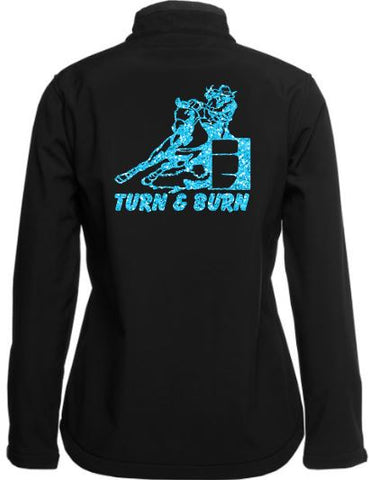 Turn & Burn soft shell Jacket