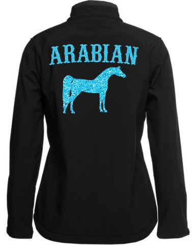 Large Arabian soft shell Jacket