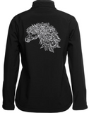 Mandala-Horse-Head-Design-Soft-Shell-Jacket