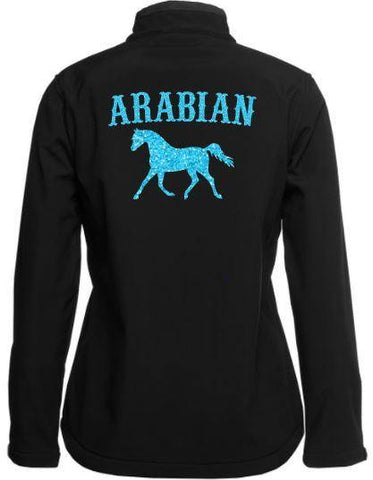 Arabian trot soft shell Jacket