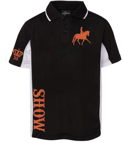 Show-Childs-Design-Polo-Shirt