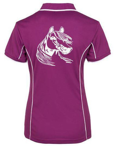 Detailed-Horse-Head-Design-Polo-Shirt