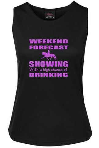 Weekend-Forecast-Showing-And-Drinking-Design-Singlet