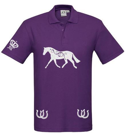 Pony-Trot-Childs-Design-Polo-Shirt