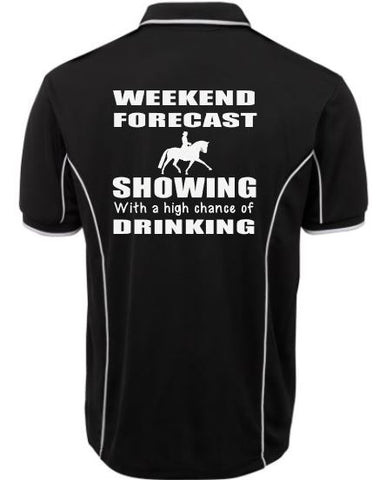Weekend-Forecast-Showing-Design-Polo-Shirt