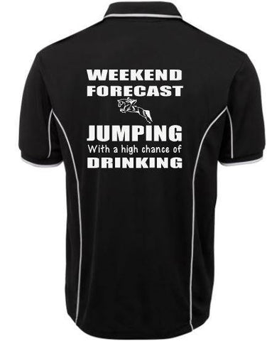 Weekend-Forecast-Jumping-Drinking-Design-Polo-Shirt