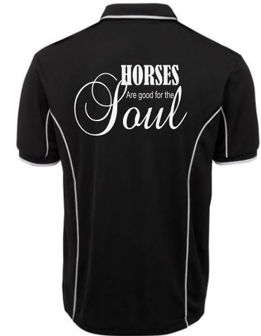 Horses-Are-Good-For-The-Soul-Design-Polo-Shirt